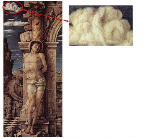 San Michele, Arcangelo, Misteri, Volti Misteriosi, Arte