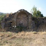 Chiesa di Santa Maria dell'Itria- ruderi