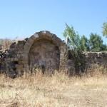 Ruderi della chiesa di Santa Maria dell'Itria