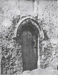 Chiesa di Sant'Agata, Portale