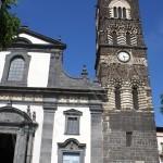 Campanile della chiesa, XII-XIII secolo di San Martino