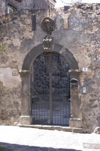portale via orto