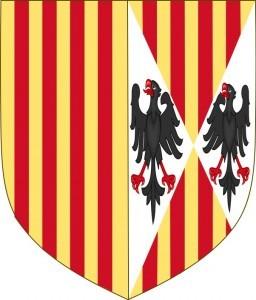 stemma ferdinando I d'aragona