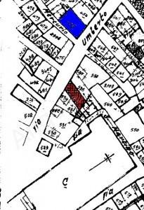 mappa x chiesa santo stefano