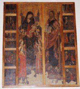 Madonna con il Bambino e san Giacomo Maggiore: oltre il visibile