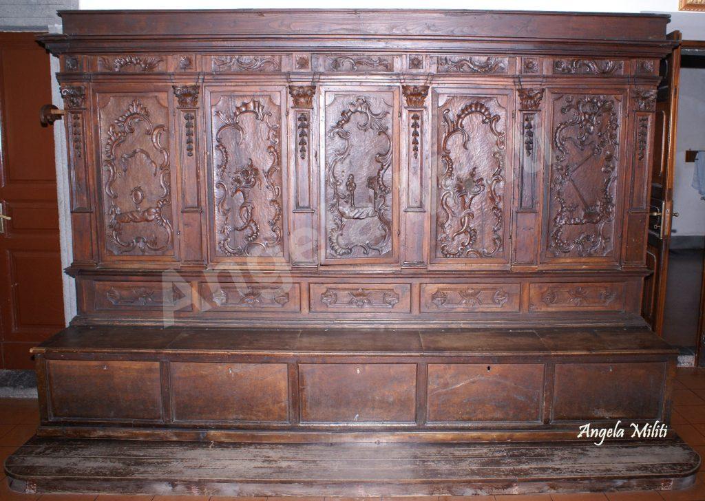 Il vecchio coro ligneo della chiesa di Santa Maria in Randazzo: connubio tra Religione e Alchimia