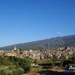 Randazzo vista da Via Pozzo